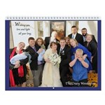 Mary's Hope on Church Cove Wall Calendar