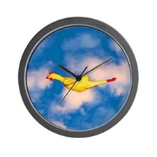 Rubber Chicken Wall Clock