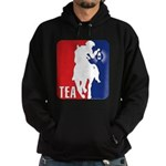 Tea Party Paul Revere Logo Hoodie (dark)