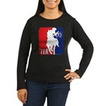 Tea Party Paul Revere Logo Women's Long Sleeve Dar