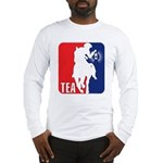 Tea Party Paul Revere Logo Long Sleeve T-Shirt