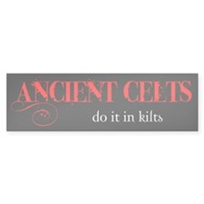 Ancient Celts Bumper Stickers