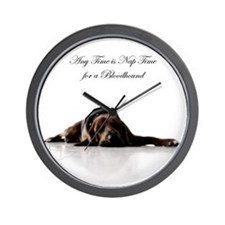 Bloodhound Nap Clock