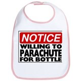 Will Parachute for Bottle Bib