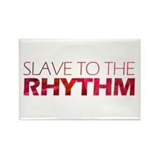 Rhythm Slave Rectangle Magnet