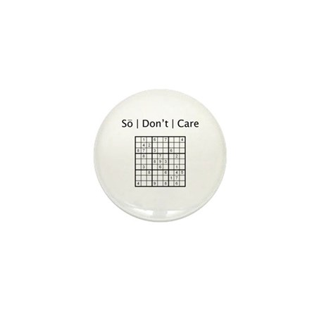 Sudoku Mini Button