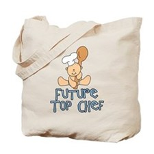 Future Top Chef (tx) Tote Bag