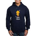 Golf Chick Hoodie (dark)