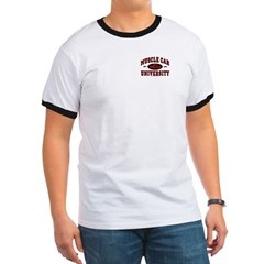 Muscle Car University Ringer T