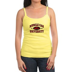 Muscle Car University Jr. Spaghetti Tank