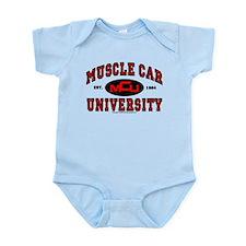 Muscle Car University Onesie