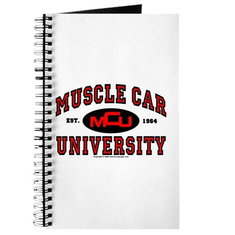 Muscle Car University Journal