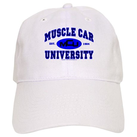 Muscle Car U Cap