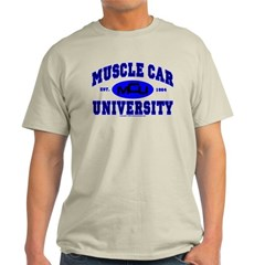 Muscle Car U Light T-Shirt