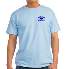 Muscle Car U T-Shirt Light Colored