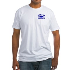 Muscle Car U Fitted Tee