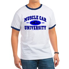 Muscle Car U Ringer T