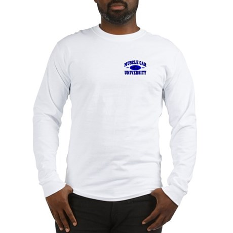 Muscle Car U Long Sleeve T-Shirt