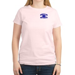 Muscle Car U Women's Light T-Shirt