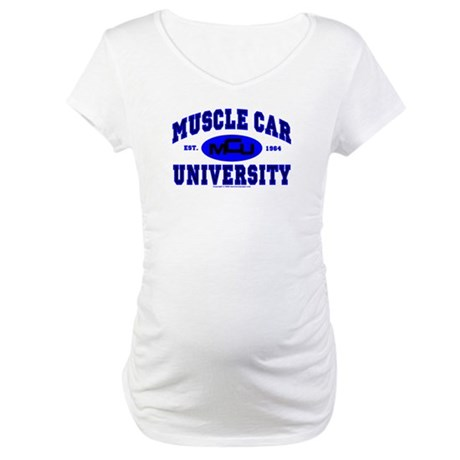 Muscle Car U Maternity T-Shirt