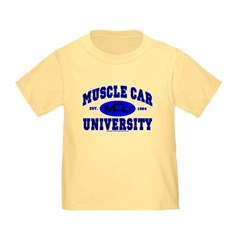 Muscle Car U Toddler T-Shirt