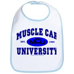 Muscle Car U Bib
