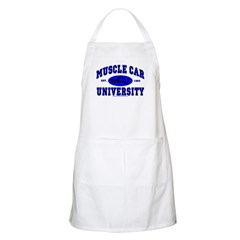 Muscle Car U BBQ Apron