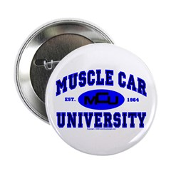 "Muscle Car U 2.25"" Button (10 pack)"