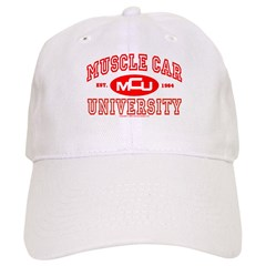 Musclecar University III Cap
