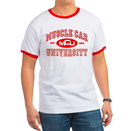 Musclecar University III Ringer T