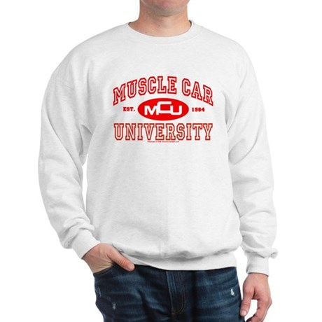 Musclecar University III Sweatshirt