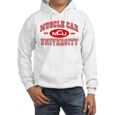 Musclecar University III Hooded Sweatshirt