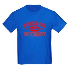 Musclecar University III Kids Dark T-Shirt