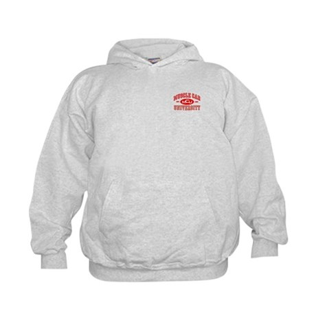 Musclecar University III Kids Sweatshirt