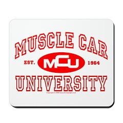 Musclecar University III Mousepad