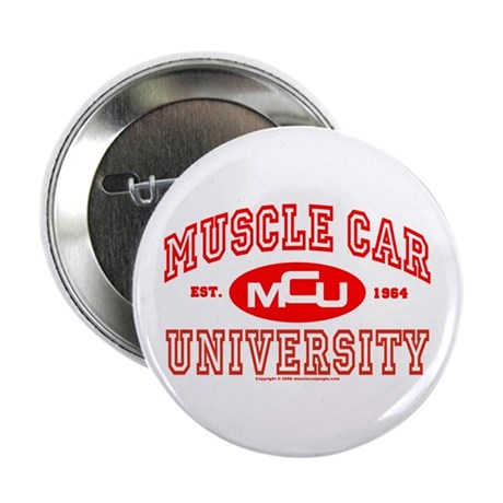 "Musclecar University III 2.25"" Button (100 pack)"