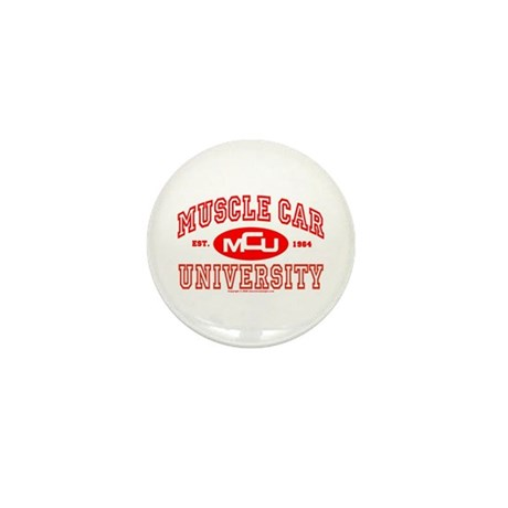 Musclecar University III Mini Button (100 pack)