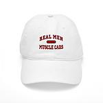 Real Men Drive Muscle Cars Cap