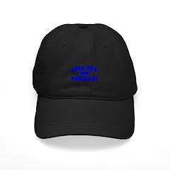 Real Men Drive Muscle Cars II Black Cap