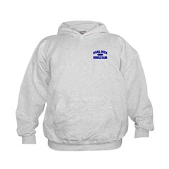 Real Men Drive Muscle Cars II Kids Sweatshirt