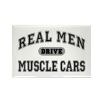 Real Men Drive Muscle Cars III Magnet (100 Pack)