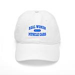 Real Women Drive Muscle Cars III Cap