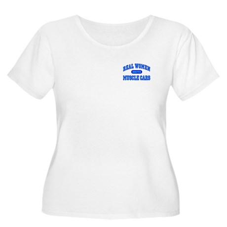 Real Women...III Women's Plus Size Scoop Neck Tee