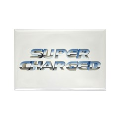 Super Charged Rectangle Magnet