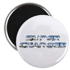 "Super Charged 2.25"" Magnet (100 pack)"