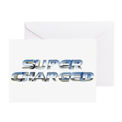 Super Charged Greeting Cards (Pk of 10)