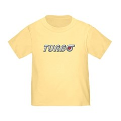 Turbo Toddler T-Shirt