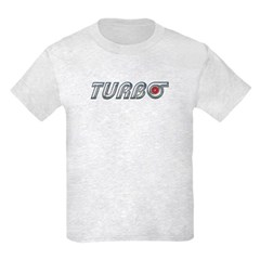 Turbo Kids Light T-Shirt