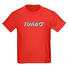Turbo Kids Dark Colored Tee-Shirt