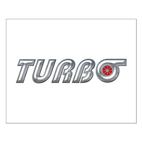 Turbo Small Poster